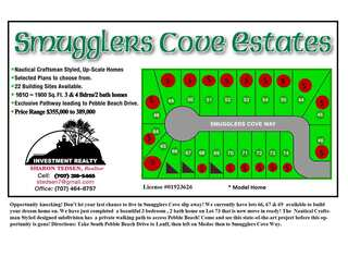 MLS# 1800409 Address: Lot 66 Smuggler's Cove Way